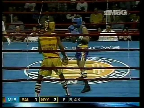 Zab Judah vs. Norberto Frias Golden Gloves (Amateur Boxing)