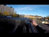 KILLER PARKOUR POV CLOWN VS PARKOUR POLICE ►TOP 3 - ZOMBIES EPIC ABANDONED video