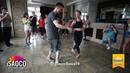 Inaki Fernandez and Viktoria Klimenko Classes at Seasky Salsafest Batumi, Sunday 17.06.2018