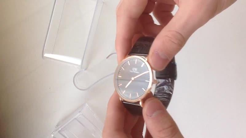 Часы Daniel Wellington (Золотые)