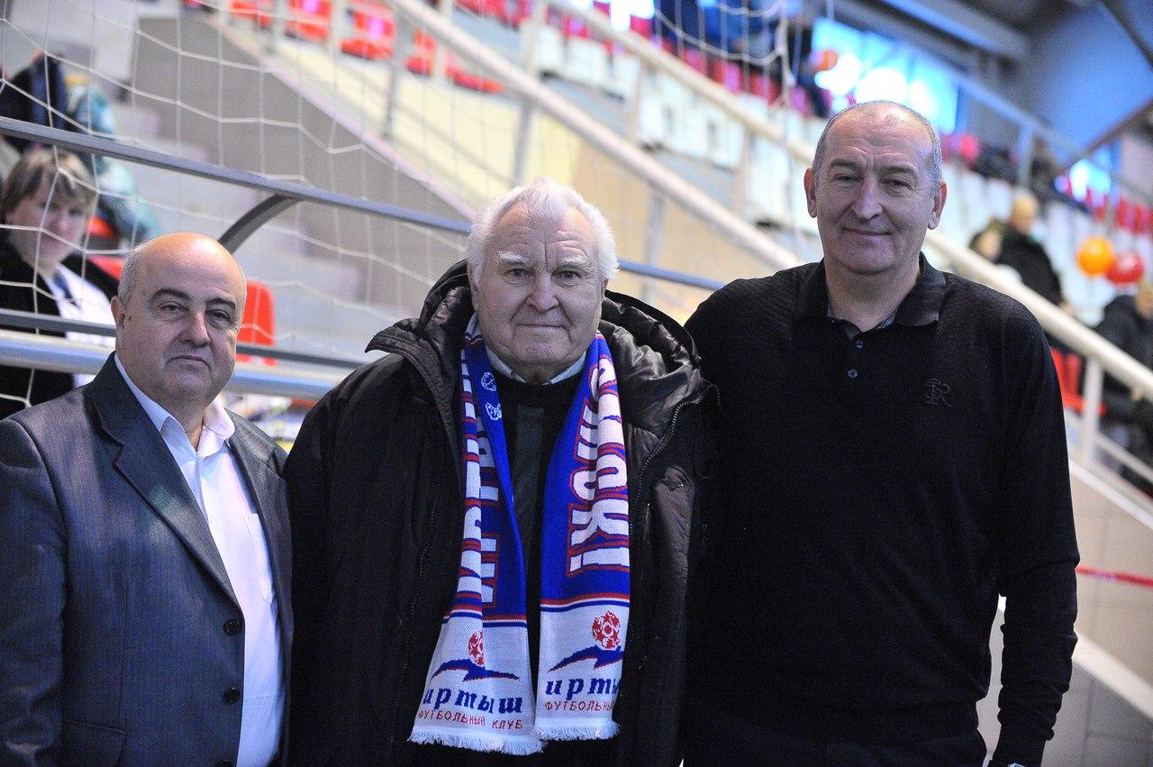 «День футбола» глазами Бориса Метцгера