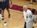 Pop takes no prisoners
