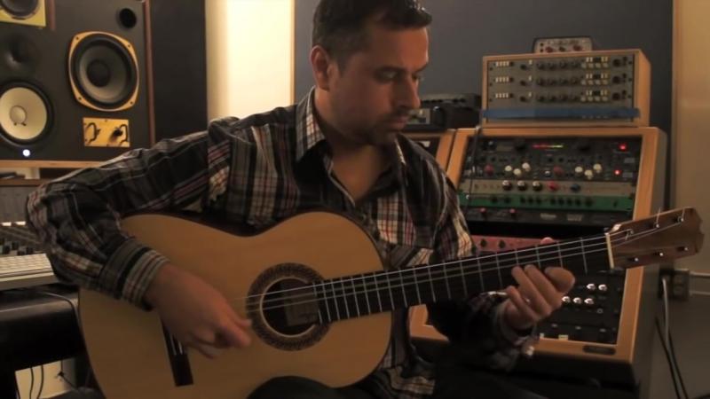 Tarantula (Rumba Flamenca)- Solo Flamenco Guitar - Ben Woods