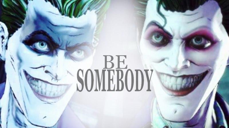 ↱Be Somebody || John Doe↲