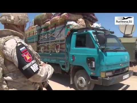 Армия России в Идлибе: тысячи сирийцев бегут от боевиков