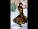 Зимнее пальтоЦЫГАНКА АЗА-2.