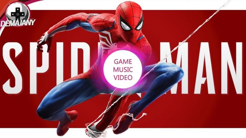 [GMV] MARVEL'S SPIDER-MAN - ESKIMO CALLBOY - VIP (GAME MUSIC VIDEO)