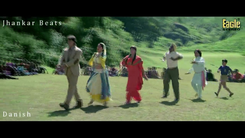Pucho Zara Pucho (Eagle Jhankar) - HD - Raja Hindustani - Kumar Sanu Alka Yagn