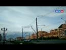 Кран рухнул на оживленную дорогу в Йошкар-Оле