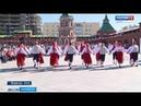 Марийский Пеледыш пайрем впервые посетила делегация из Эстонии