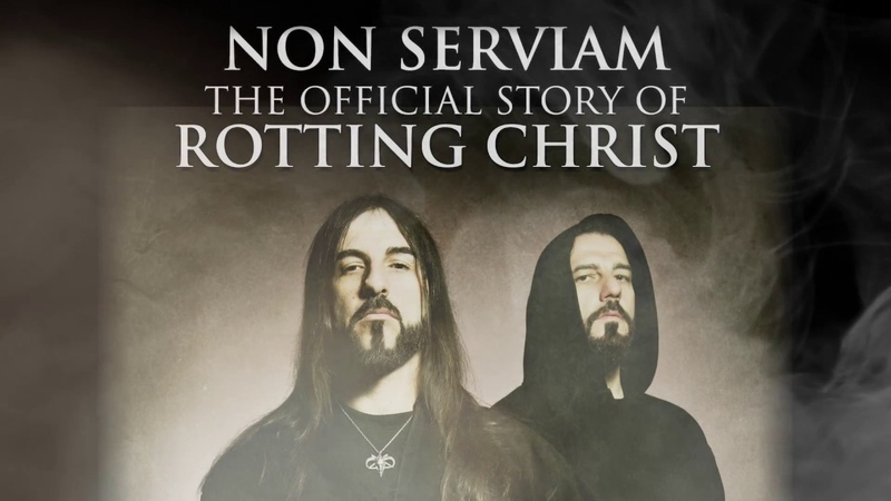 Non Serviam The Official Story Of Rotting Christ book interview