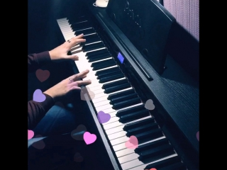 Beyonce – Crazy in Love (piano)