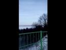 Величие Волги зимой Чебоксары Таванен