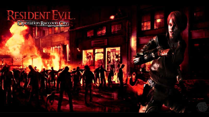 RESIDENT EVIl Operation Raccoon City - Spec OPS campaign [ 2 ]