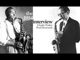 Charlie Parker Interviewed by Paul Desmond (1954)