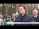 Визит врио губернатора Нижегородской области Глеба Никитина в Саров