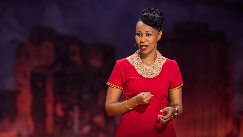 What I learned serving time for a crime I didn't commit | Teresa Njoroge