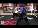 Сауль Альварес тренировки к бою с Головкиным Бокс мотивация 2018