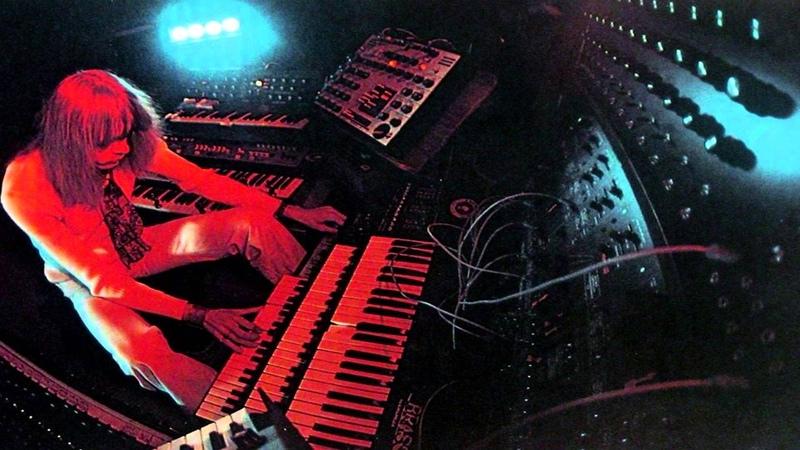 Klaus Schulze - De Beste Van De Klas (Soundtrack 1977)