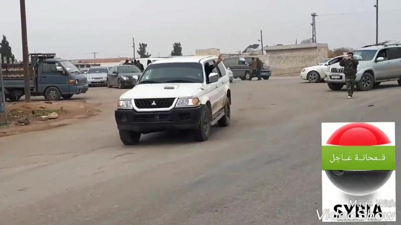 Передислокация групп ат-Тарамих полка аль-Хайдар Tiger forces в провинцию Хама