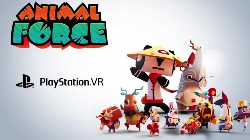 Animal Force – Reveal Trailer ¦ PS VR