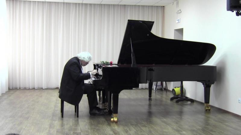 Михаил Лидский - Ф.Шопен - Вальс op. 34 № 3 F-dur