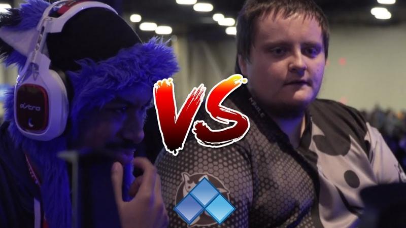 Sonic Fox vs. Tweedy - Injustice 2 Losers Final [EVO 2018]