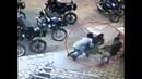 Индия. Ограбление инкассатора.