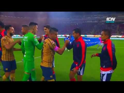 Resumen | Guadalajara 1 - 2 Pumas UNAM | LIGA Bancomer MX - Apertura 2018 - Jornada 12