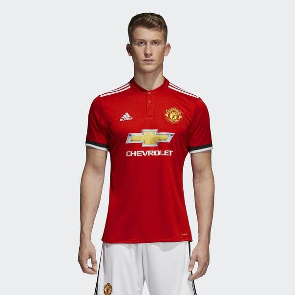 Игровая футболка Манчестер Юнайтед Home