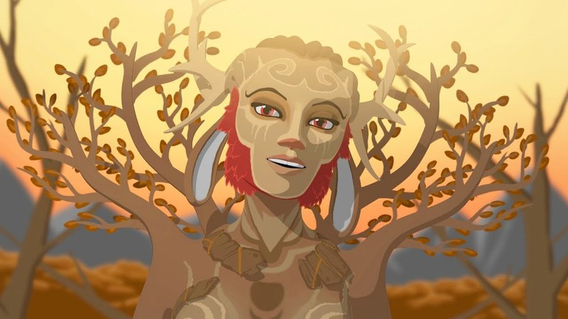 Mother of Nature Animated Short Film