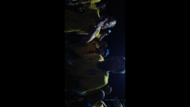 шведы поют калинку малинку:)