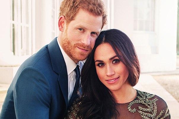 Автор помолвочных снимков принца Гарри и Меган Маркл рассказал о подробностях этой фотосессии