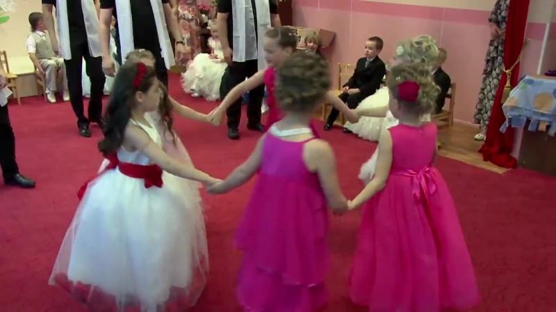Видео с выпускного в детском саду Танец Отец и дочь идея ОАЭТ Моника рук Галина Клюкина