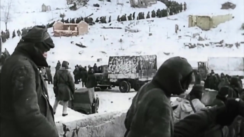 Апокалипсис Вторая мировая война часть 5 Крупнейшие десантные операции