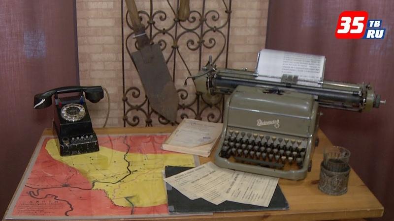 О политических репрессиях 20-го века в Череповце рассказывает новая музейная выставка