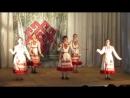 Марийский танец. ДК с. Маядык