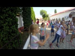 Детская площадка 2018. Церковь Спасение, г. Бендеры