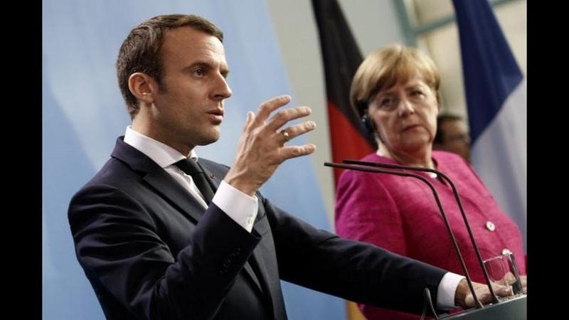 Германия и Франция отказались ужесточать сaнкции против России из-за Укpaины...