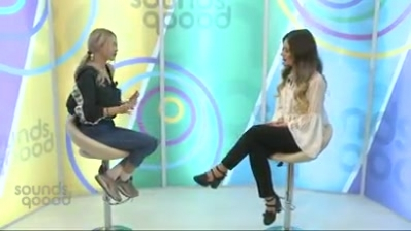 Ева Тимуш на передаче Sounds Goood