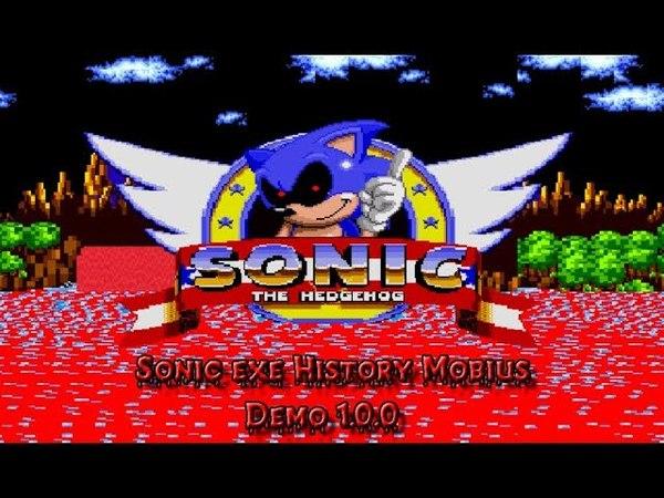 Прохождение Sonic exe History Mobius (Demo 1.0.0)
