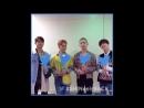 30 05 2018 Твиттер SHINee 10th years with SHINee shining five song written by shawols