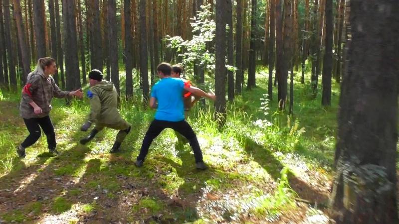 Red Fox Tomsk Battleground Fight