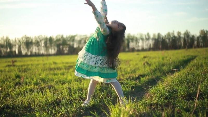 Голубка.Детские платья