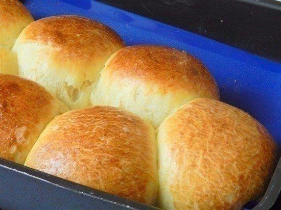 Творожные булочки - нереально мягкие!