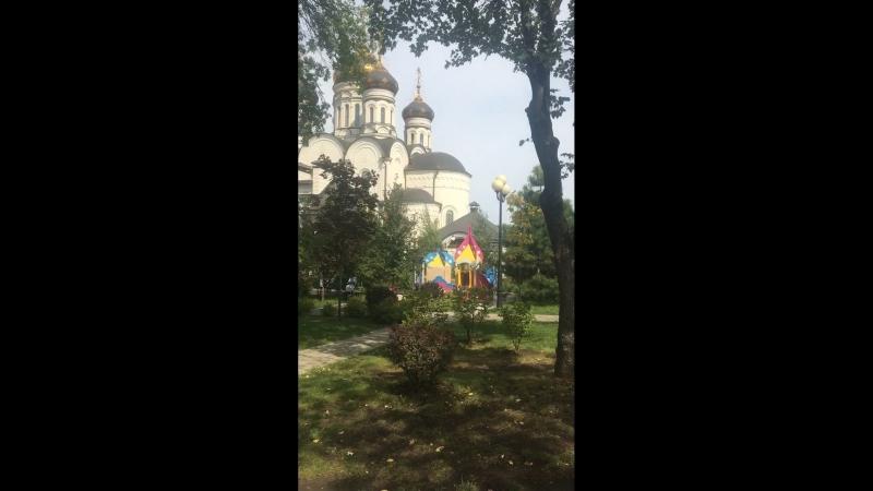 Детский городок, г. Горловка-собор
