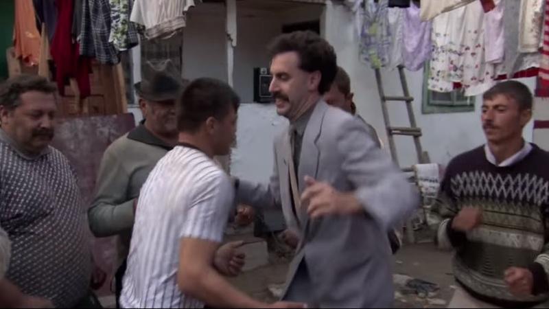 Borat Dance - 10 HOURS