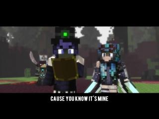 Goodbye - A Minecraft Original Music Video ♪.mp4