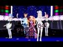 MikuMikuDance - ReZERO Girls and Felix Argyle - Peek A Boo HD 1080p