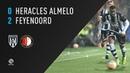 Heracles Almelo Feyenoord 11 11 2018 Samenvatting